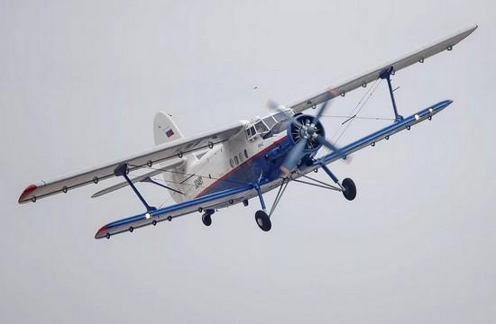 самолет БайкалАвиаКом